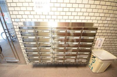 スター21小橋 メールボックス
