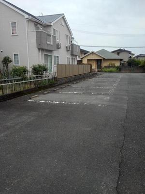 【駐車場】カステリア三隈
