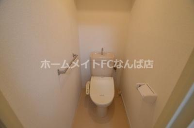 【トイレ】ラパンジール日本橋