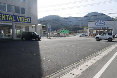 【駐車場】真庭市中島 桂ビル