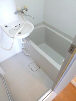 【浴室】レイドール箕面