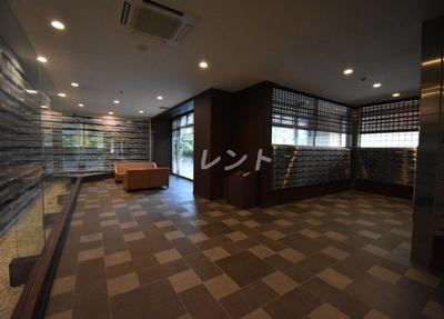 【エントランス】リバーシティ21イーストタワーズ10棟