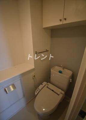 【トイレ】リバーシティ21イーストタワーズ10棟
