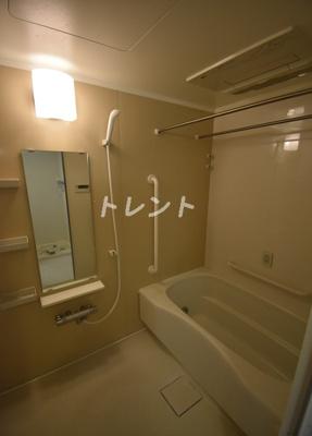 【浴室】リバーシティ21イーストタワーズ10棟