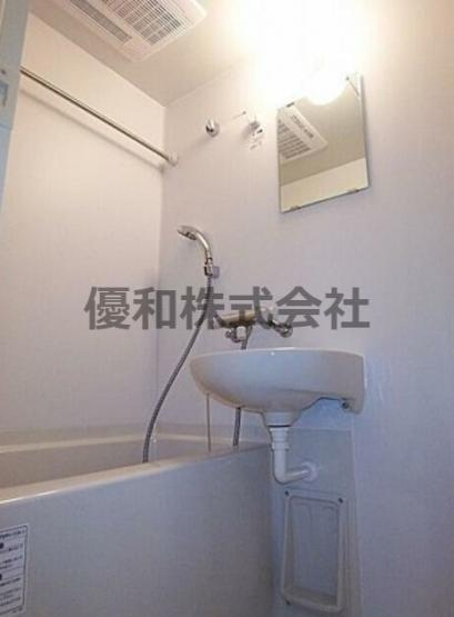 【浴室】スカイコート板橋区役所前