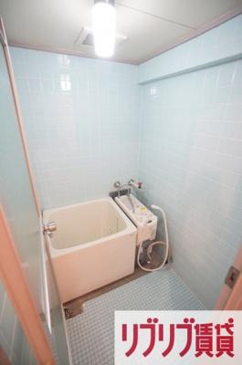 【浴室】大林フローラ