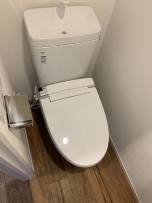 【トイレ】クレヴィスタ亀戸Ⅴ