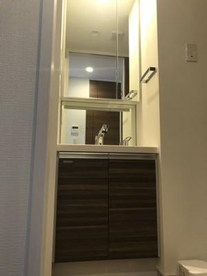【独立洗面台】クレヴィスタ亀戸Ⅴ