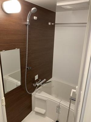 【浴室】クレヴィスタ亀戸Ⅴ