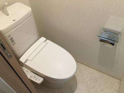 【トイレ】クレヴィスタ門前仲町グラン