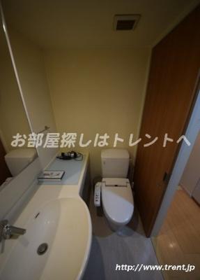 【トイレ】レグノフォルテ二番町