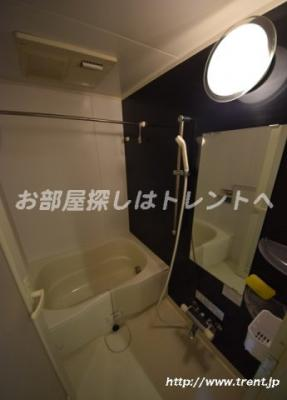 【浴室】レグノフォルテ二番町