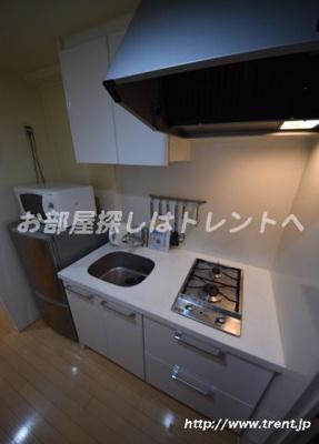 【キッチン】レグノフォルテ二番町