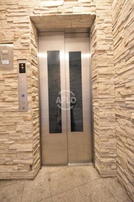LUMOⅡ天満 エレベーター