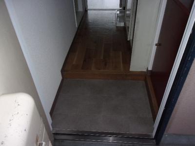 【玄関】エスペランサ24