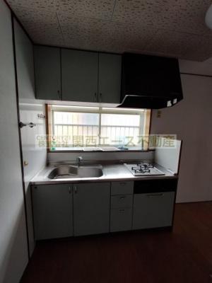 【キッチン】四条町貸家