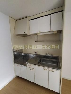 【キッチン】コーポ南野