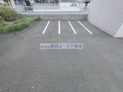 【駐車場】コーポ南野
