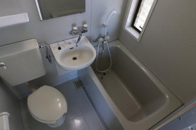 【浴室】石嶺ハイム