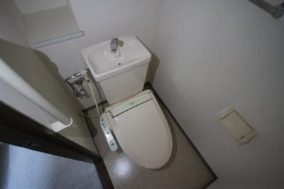 【トイレ】ファミール本山