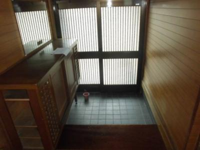 【玄関】総社町総社 中古住宅