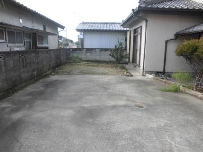 【庭】総社町総社 中古住宅