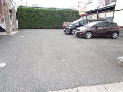 【駐車場】ドレミファ荘