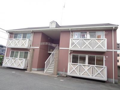 【外観】ドレミファ荘