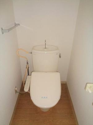 【トイレ】ドレミファ荘