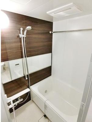 【浴室】クレストコート押上