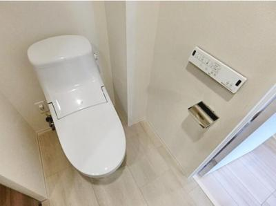 【トイレ】クレストコート押上