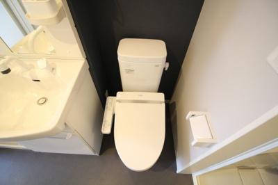 【トイレ】サンクス東須磨