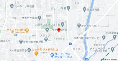 【地図】真砂玉島台戸建