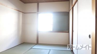 【和室】第2グロワール久住 ホクセツハウス(株)