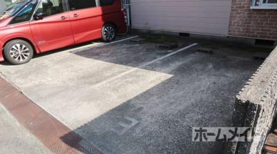 【駐車場】第2グロワール久住 ホクセツハウス(株)