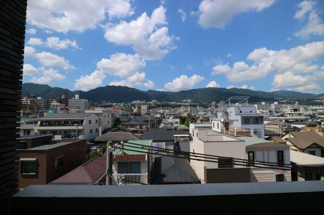 【展望】グランデ六甲道(旧メインステージ六甲)