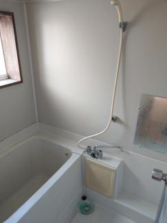 【浴室】立石ハイツ