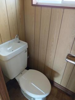 【トイレ】立石ハイツ