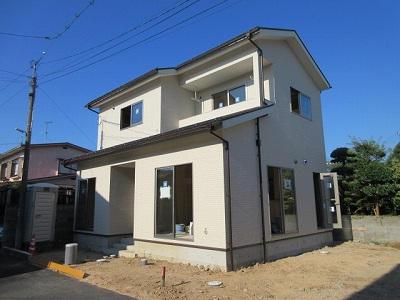 【外観】鳥取市岩倉新築戸建て