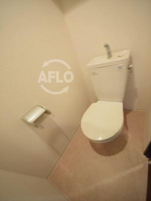 SWISS難波西 トイレ