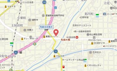 【地図】スプリエⅡ