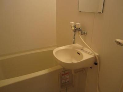 【浴室】サンライズマツモト
