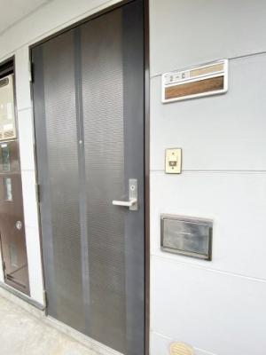 【玄関】エクセル湯浅