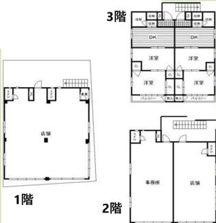 【一棟売り物件】足立区◆東武伊勢崎線 竹ノ塚駅徒歩13分◆マンション