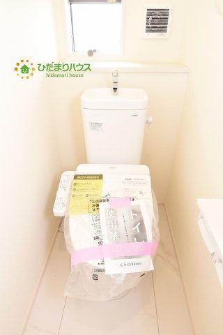 【収納】見沼区蓮沼 3期 新築一戸建て 01