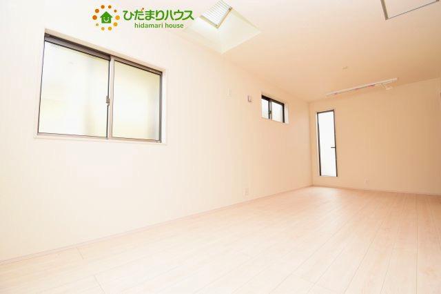 【トイレ】見沼区蓮沼 3期 新築一戸建て 01