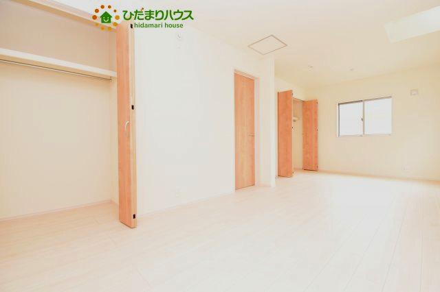 【寝室】見沼区蓮沼 3期 新築一戸建て 01