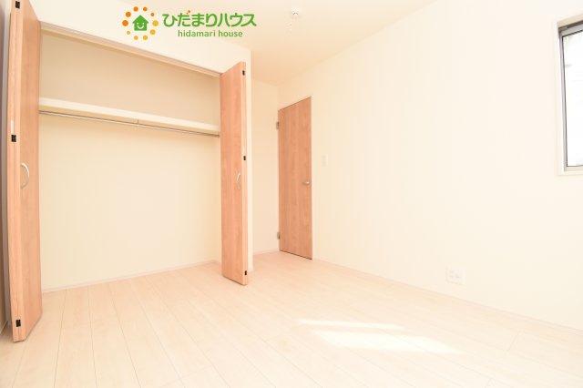 【洋室】見沼区蓮沼 3期 新築一戸建て 01