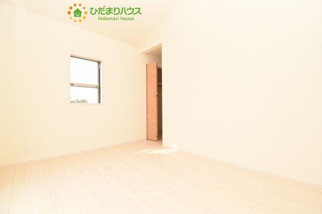 【子供部屋】見沼区蓮沼 3期 新築一戸建て 01