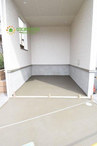 【駐車場】見沼区蓮沼 3期 新築一戸建て 01